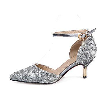 511616f87 Zapatos · Primavera Verano · Plata · Fiesta · Oro · Me gusta este producto.  ¿Crees que debería comprármelo  Mujeres En Tacones