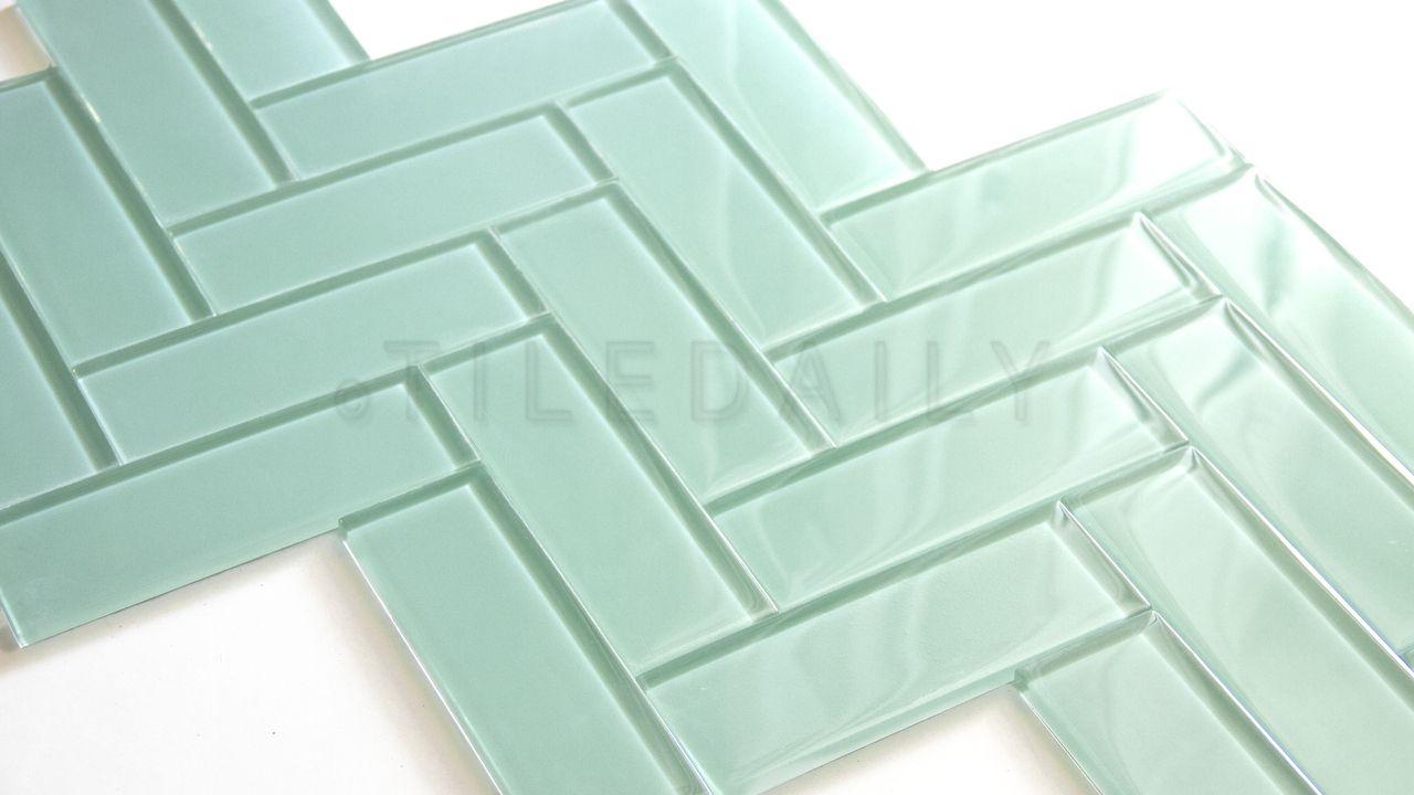 Pin by Sam LaPointe Yates on Kitchen  Glass subway tile