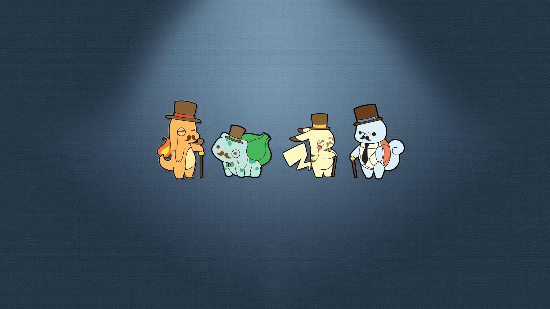 Gentlemen Pokemon wallpaper | Caricaturas e ilustraciòn ...