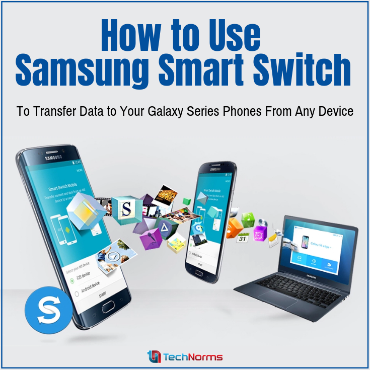 Transfer Data to Samsung Galaxy S7 From Any Phone With SSS | How To