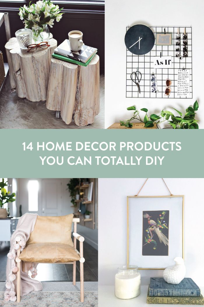Make Any Of These Gorgeous DIY Versions Expensive Home Decor Products From Stores Like Anthropologie Urban Outfitters And West Elm