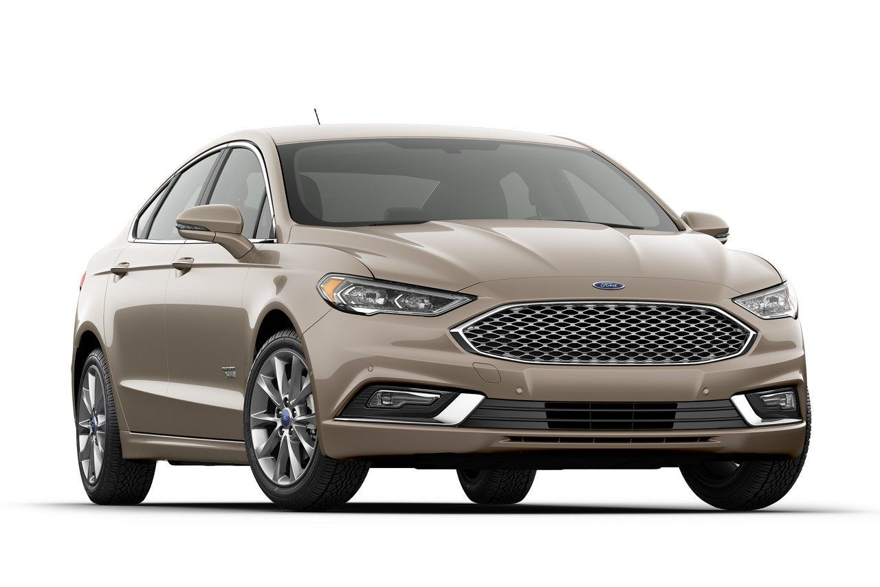 2018 Fusion Energi Platinum Ford Fusion Ford Fusion Energi Sedan Model