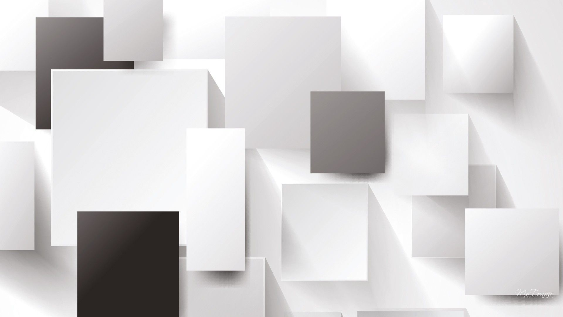 White Abstract Wallpaper High Resolution On Wallpaper
