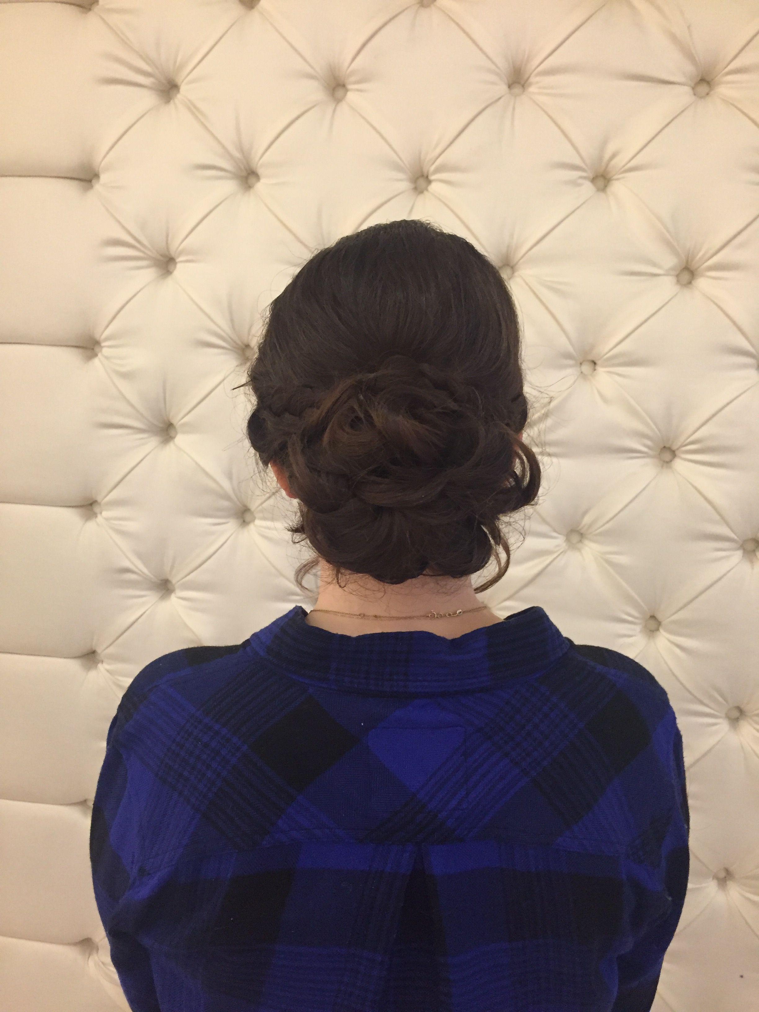 Pin By Jennifer Penman On Drybaruppereastside Jens Hair Style Bridal Style Hair Styles
