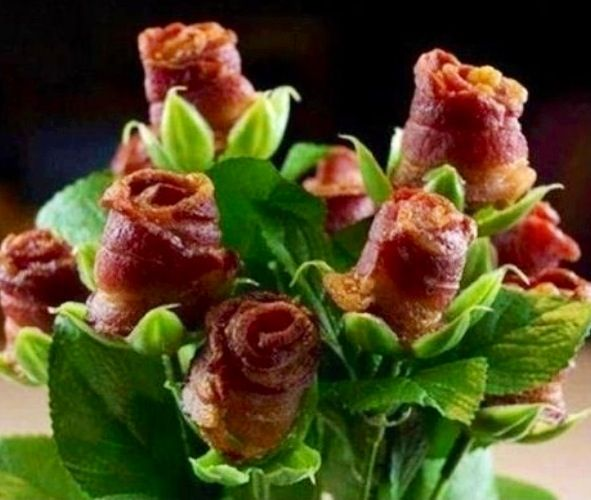 I want this bouquet :-)