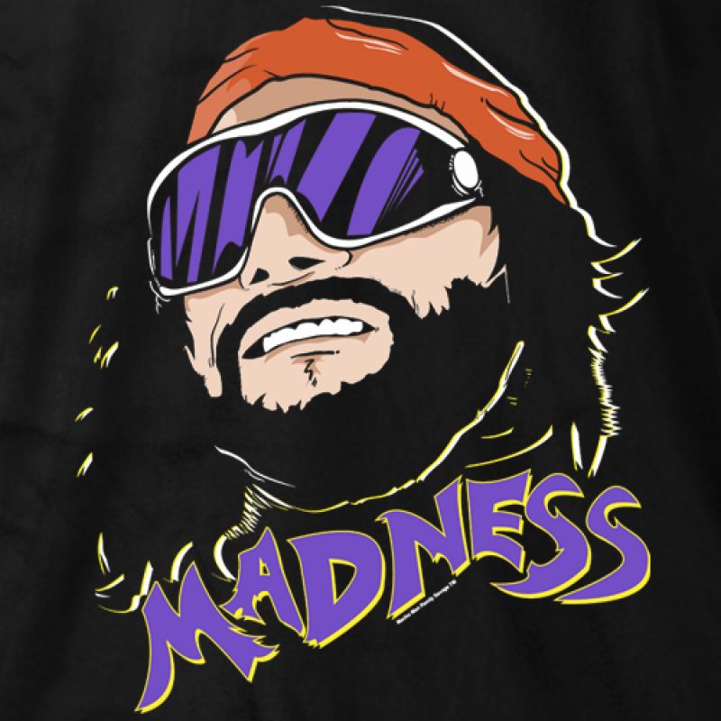 Madness Macho Man Randy Savage Wrestling Memes Wrestling Posters
