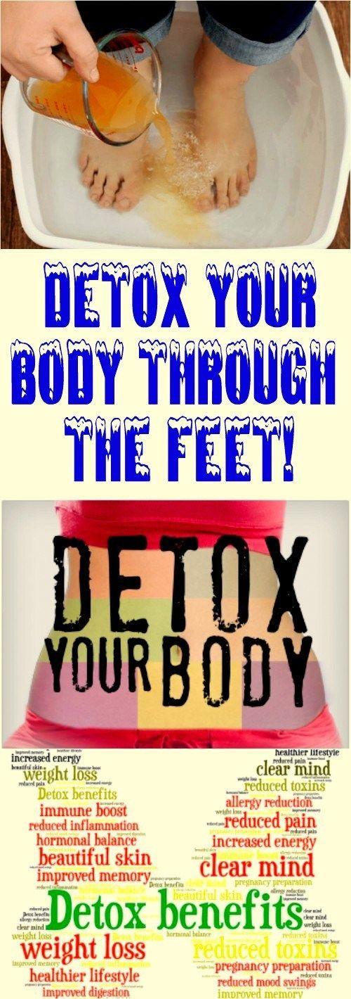 #lifehacks #fitness #through #detox #your #body #feet #theDetox Your Body Through The Feet!!!