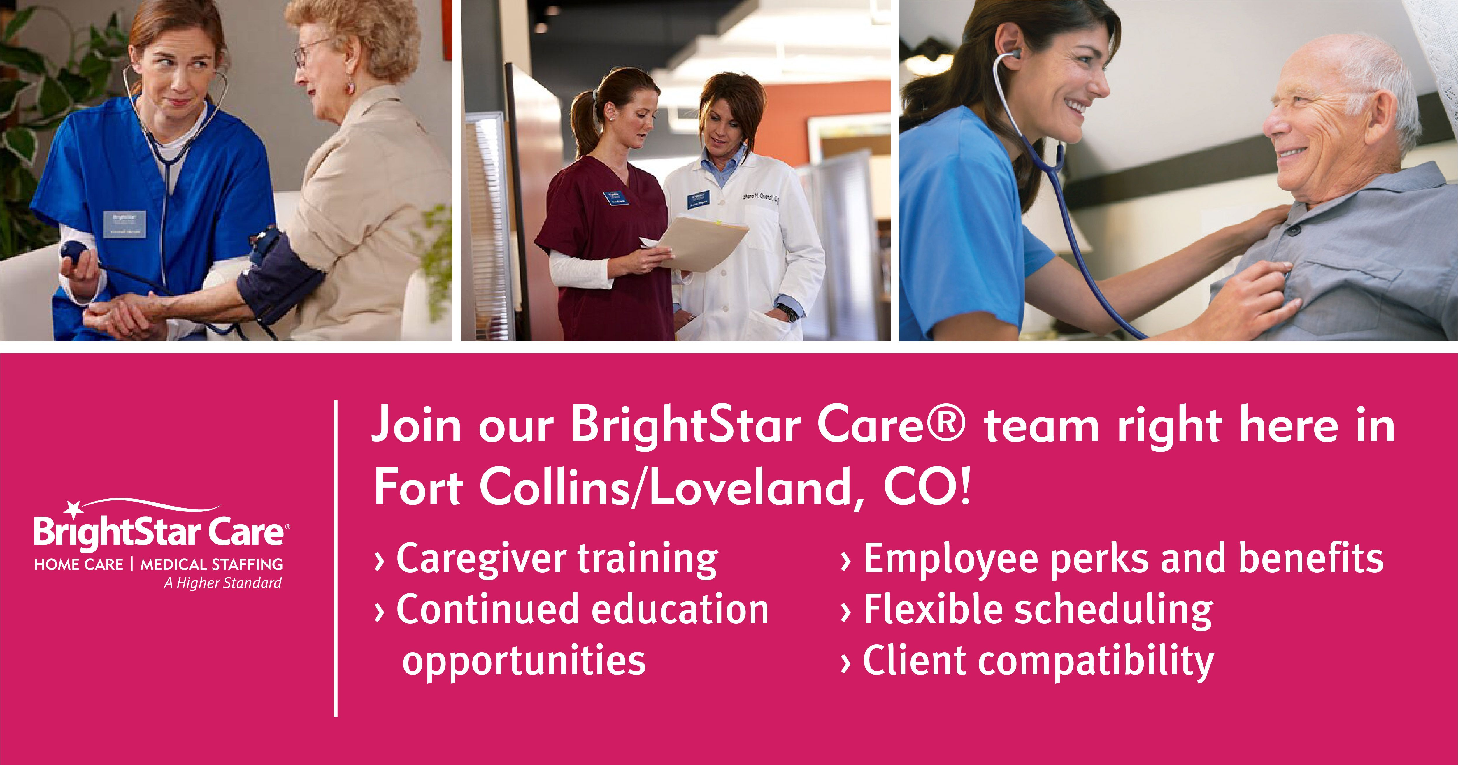 At brightstar care were serious about cultivating a