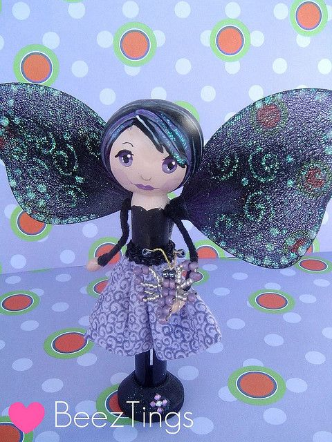 fairy pins