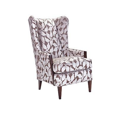 Émilie Chair from the Référence by Patrick Aubriot collection by Henredon…