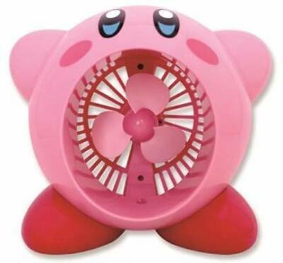 (Ad eBay Url) USB fan Hoshi no Kirby desk fan Japan new F