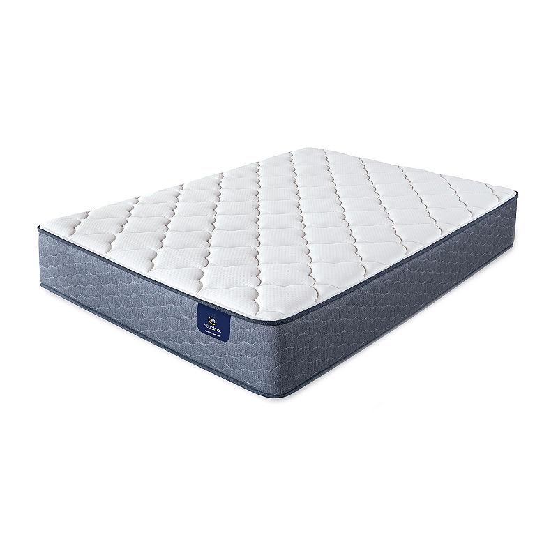 Serta Sleeptrue Culberson Plush Mattress Only In 2019 Products
