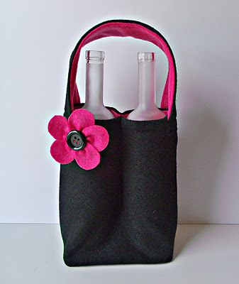 I have some friends that would love this! Double Wine Tote