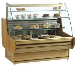 Refrigerated Patisserie Display Counter 163 1607 Vat Uk