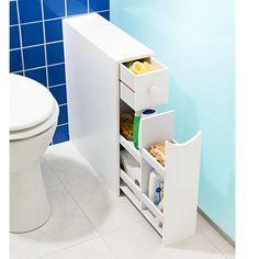 meuble salle de bain long et etroit