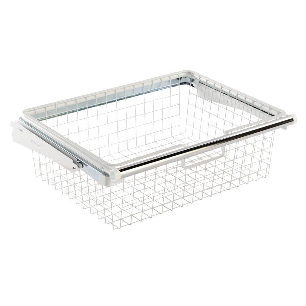 Uncategorized Sliding Storage Baskets sliding basket kitchen redo pantry and kitchens basket