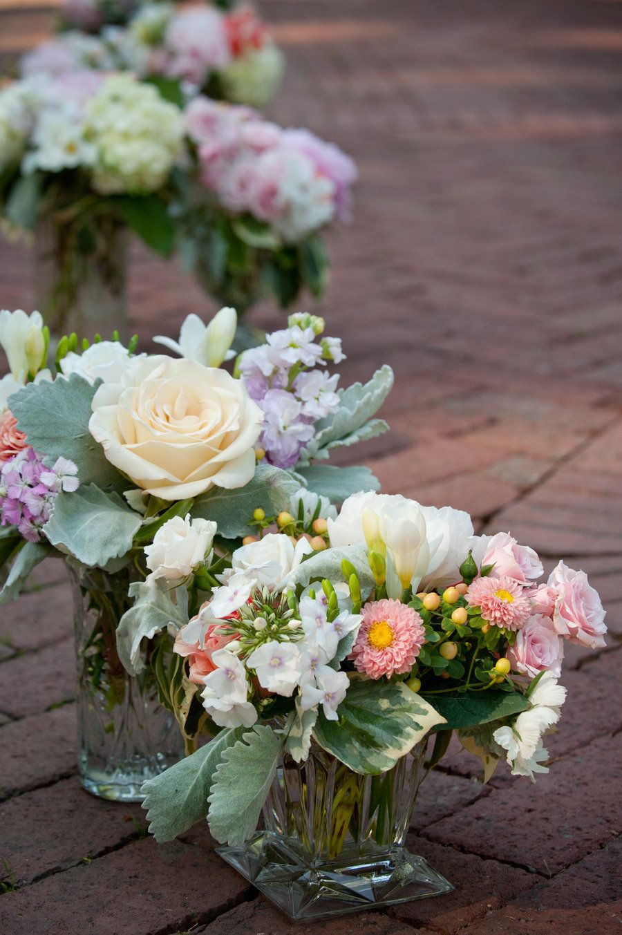 Outdoor garden wedding decoration ideas  Lakewold Gardens Wedding from Carol Harrold Photography  Wedding