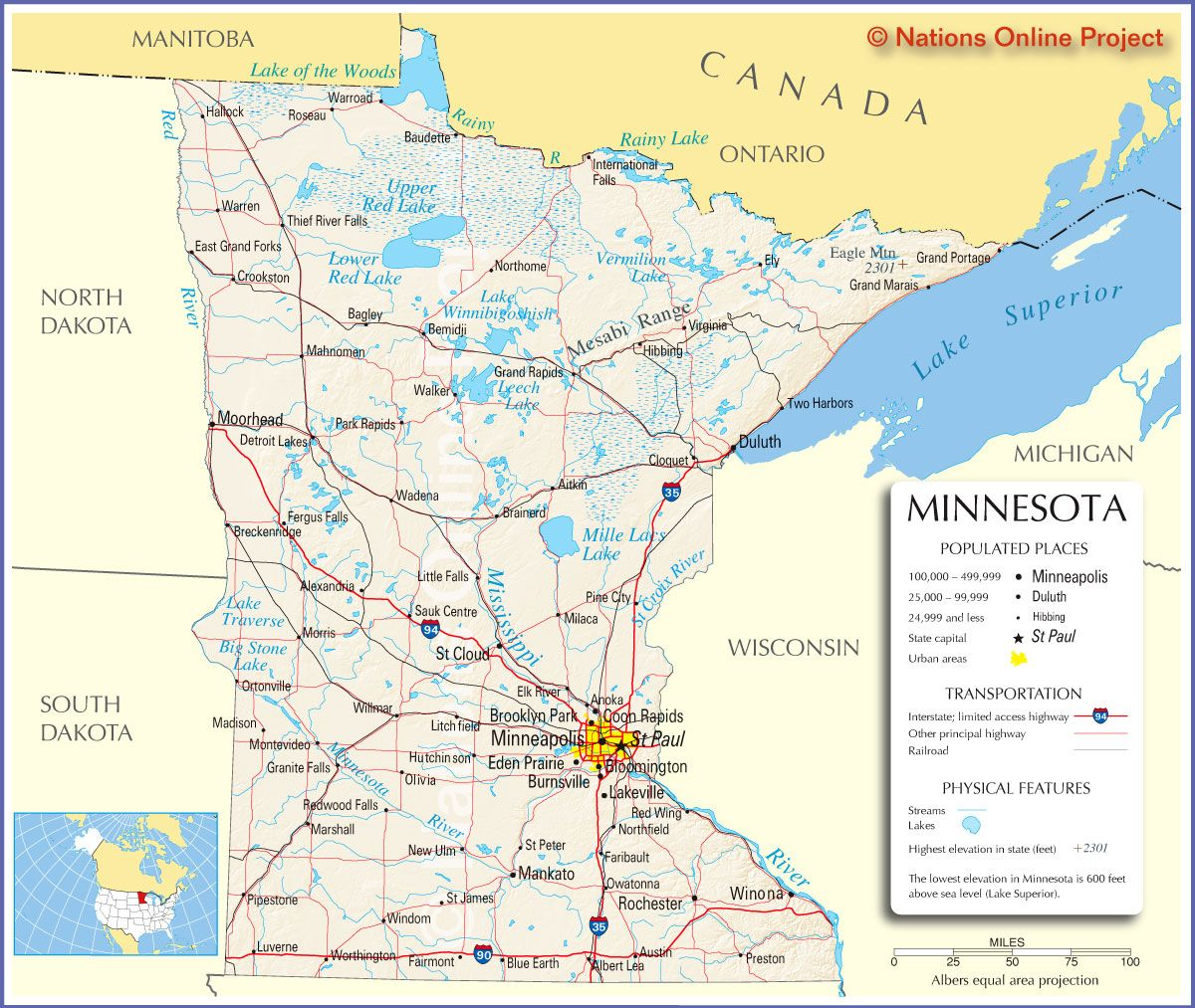 Reference Map Of Minnesota My Walls Need Help Pinterest - Mn maps