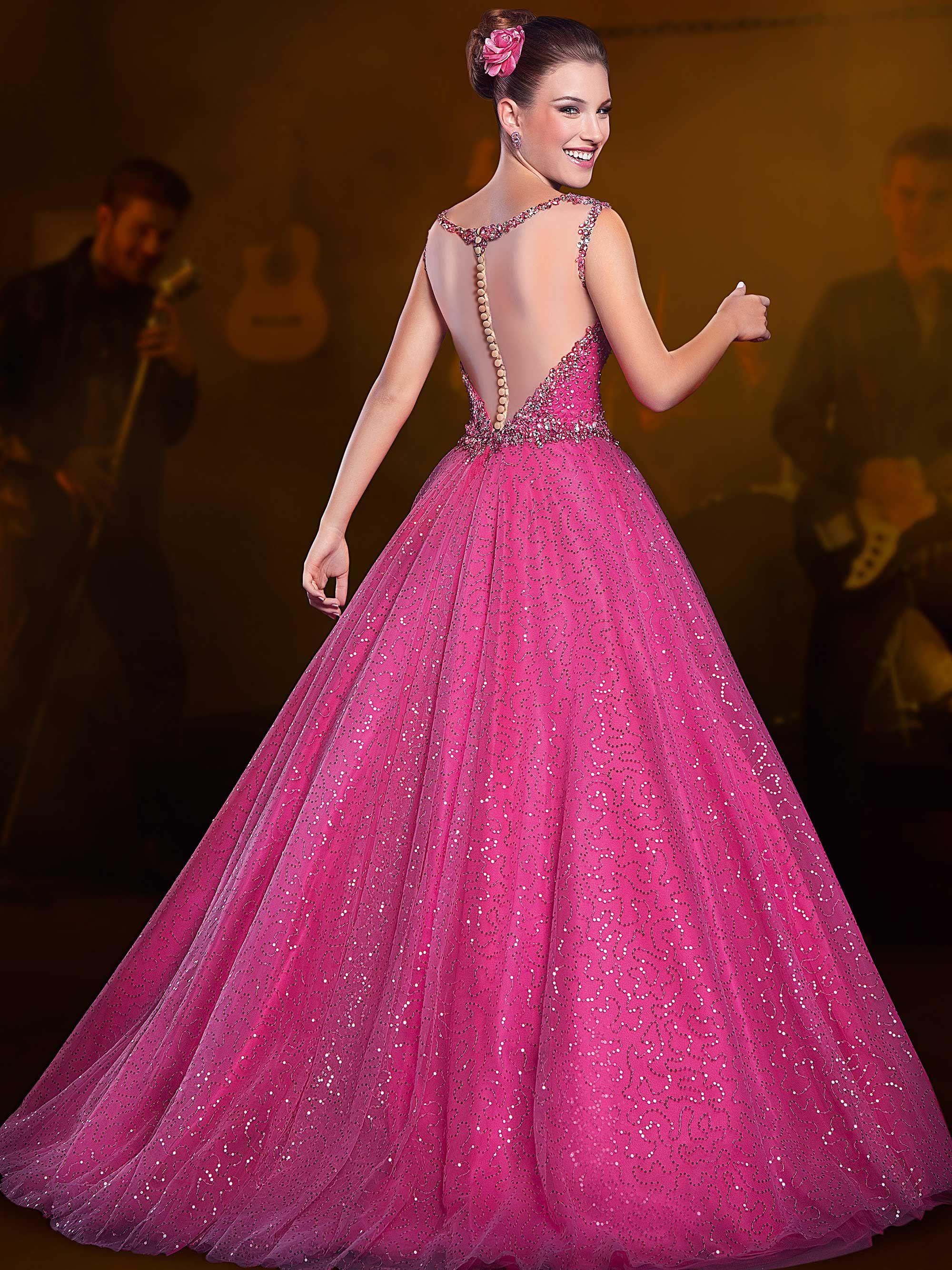 Vestidos de 15 anos … | festa | Pinterest | Kleider mode, Mode und ...