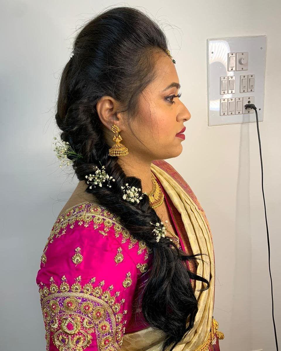 "Shambhavi Raj on Instagram: ""Messy braid love  Messy braid love  .... #messybraids"