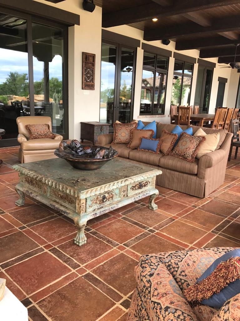 Mexican Saltillo Tile, Terracotta Tile ...   Spanish style ...