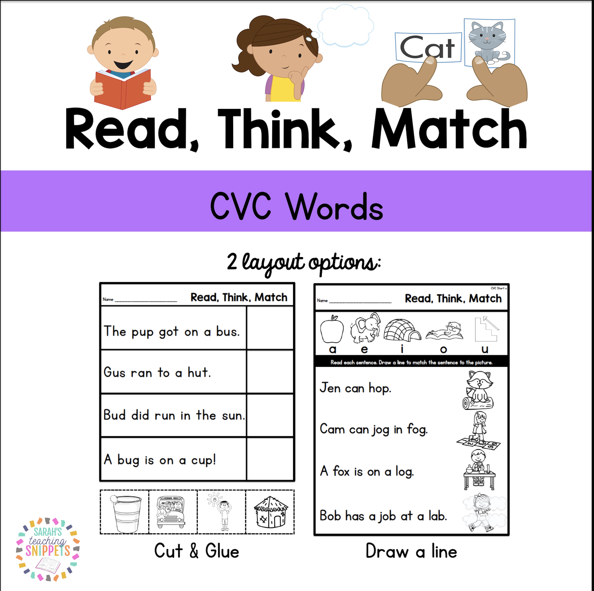 A Fun Easy Way To Practice Reading In