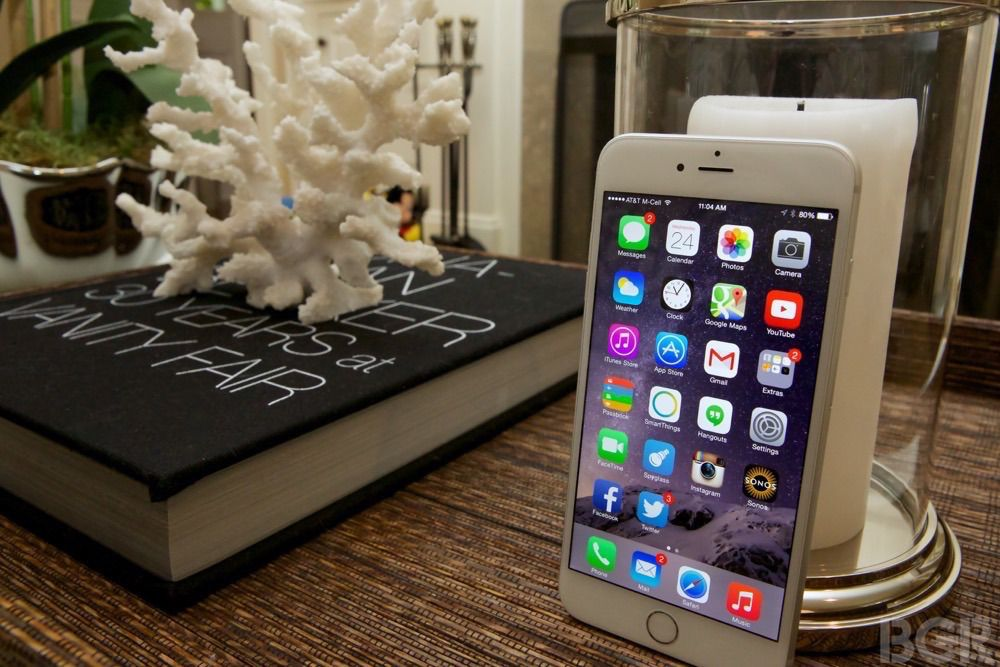iPhone 6 Plus review: How's it compare to iPhone 6 and Galaxy Note ...