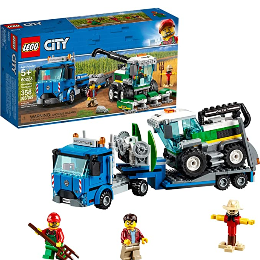 Pin Di Top 5 Lego City