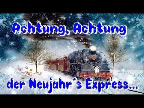 Silvestergrüße ✨ ich wünsche dir einen guten Rutsch ins neue Jahr 🎇