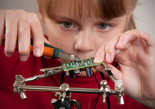 The Value Of DIY Parents And Creative Children