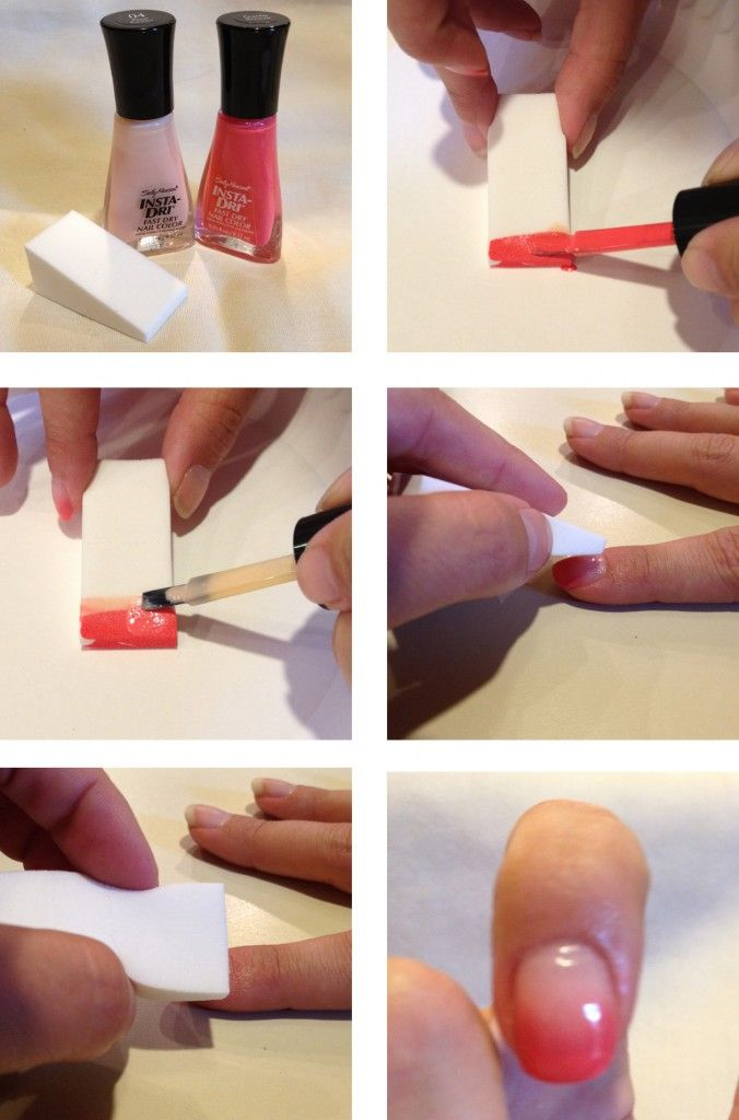 Fading Cool Nail Designs: Fanding And Faded Cool Nail Design Ideas ...