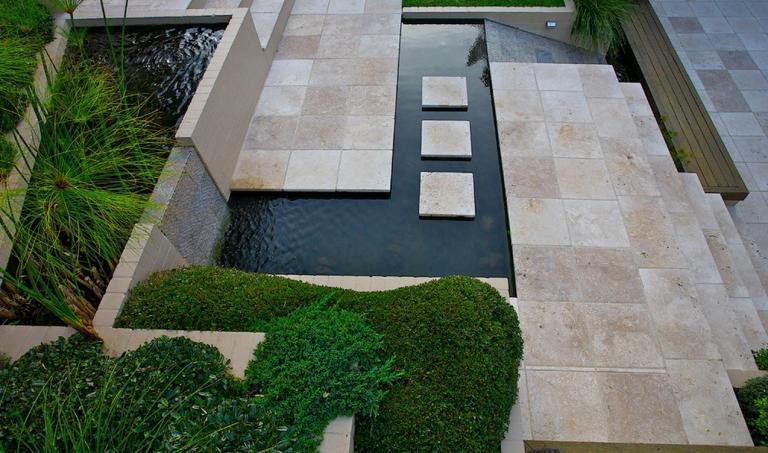 Modern tuin jardins jardin contemporain en