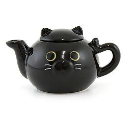 Kawaii Shopping Tipps: Teekanne & Tassen im süßem Katzenmotiv
