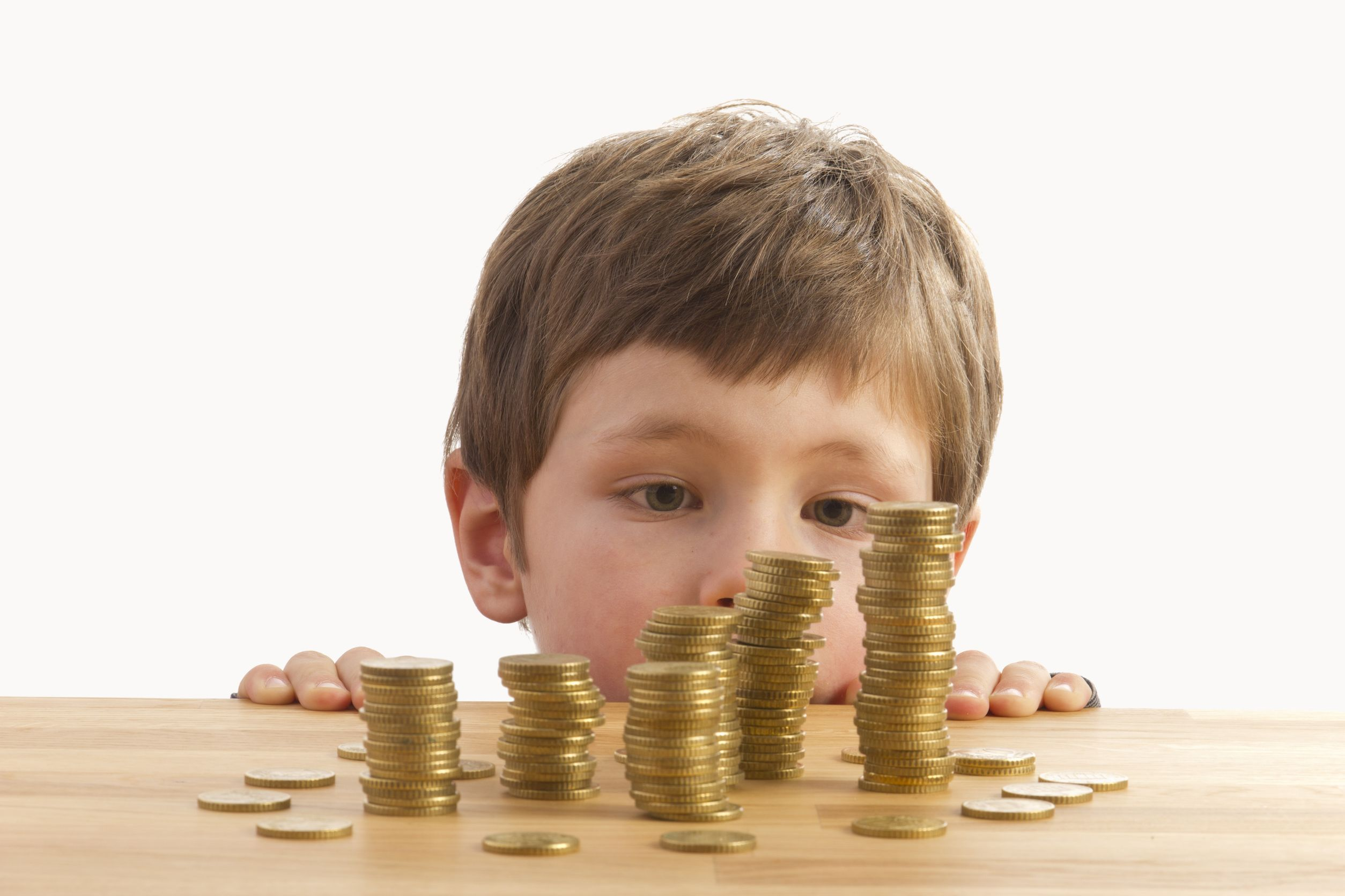 Are your kids ready for satoshi math allowance for kids