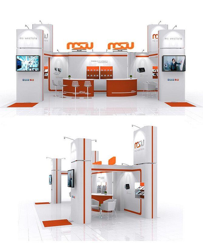 Modular Exhibition Stands Out : Prestige exhibition stand design