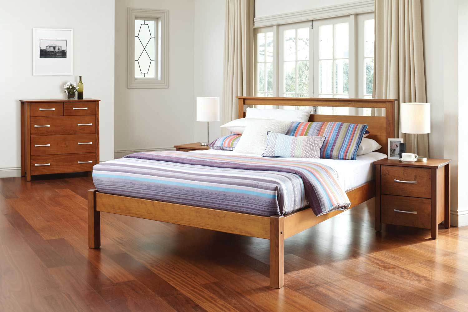Tillsdale Bedroom Suite by Coastwood Furniture Bed frame
