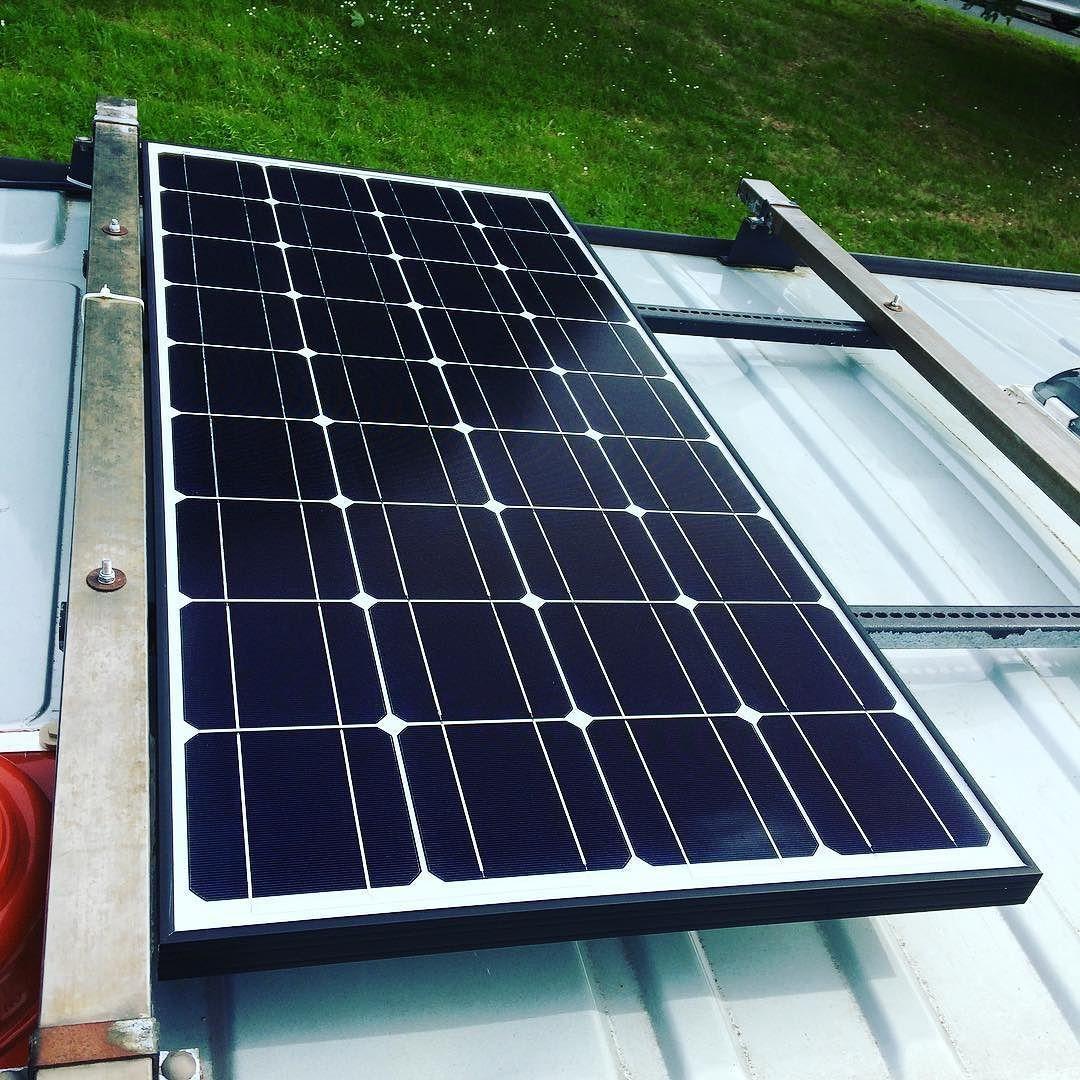 Instagram Photo By Matt The Vanlife Blog Jun 28 2016 At 9 18am Utc Solar Energy For Home Solar Panels Solar Energy Diy