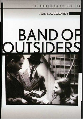 Band of Outsiders (The Criterion Collection) Image Entertainment