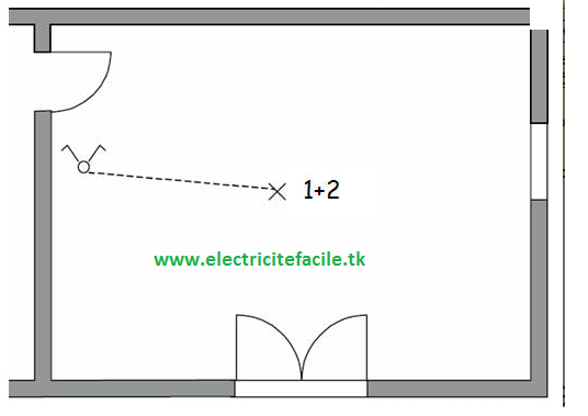 elio schema cablage electrique interrupteur