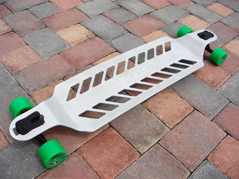 drop deck skateboard