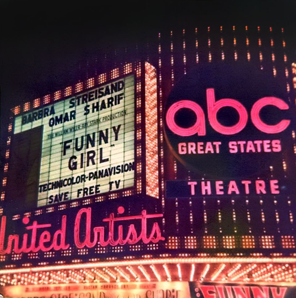 United Artists / ABC Great States Theatre (Chicago, IL
