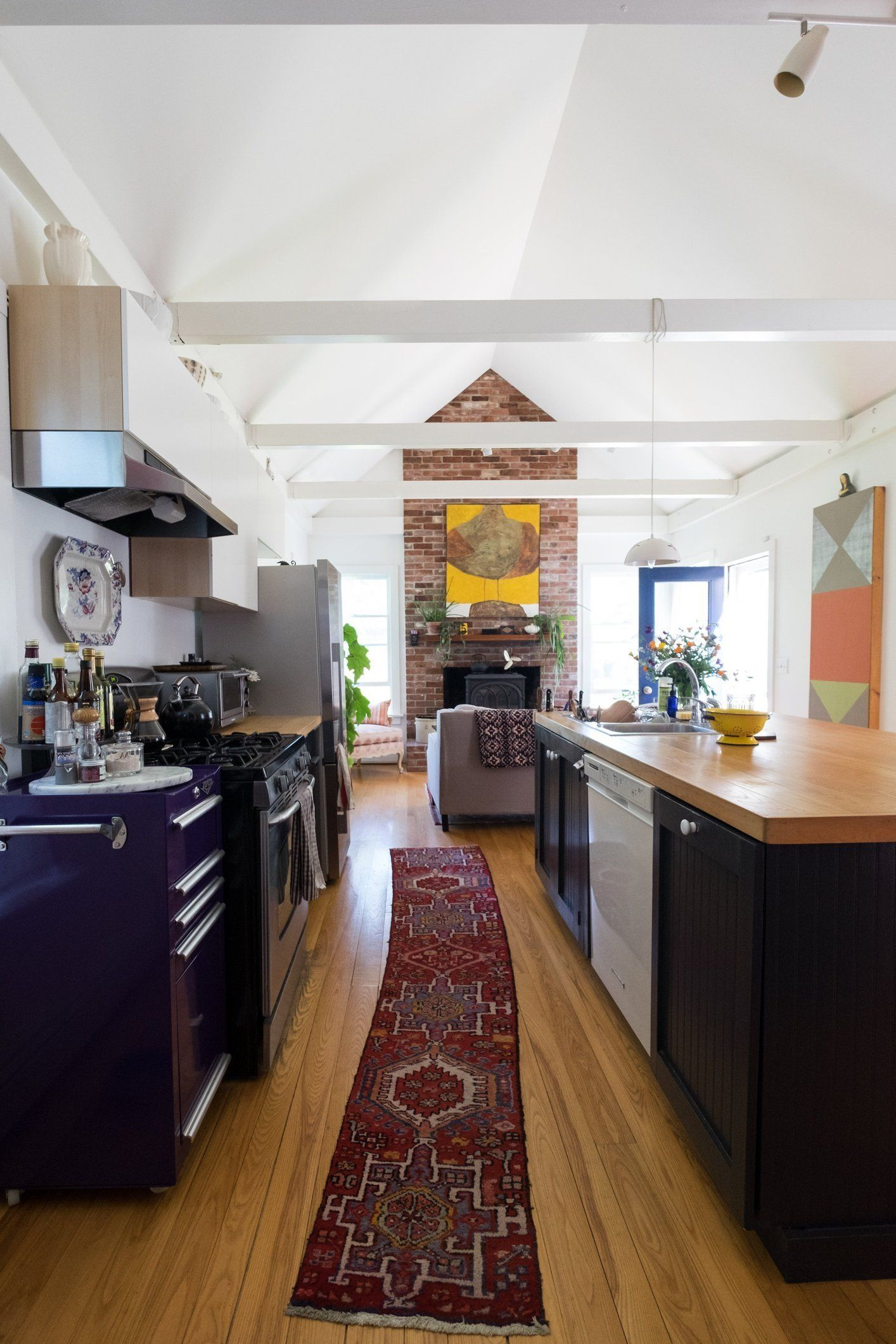 The House Hunting Trick That Might Just Turn Everything Around Literally Kitchen Living Kitchen Design Home Buying Tips