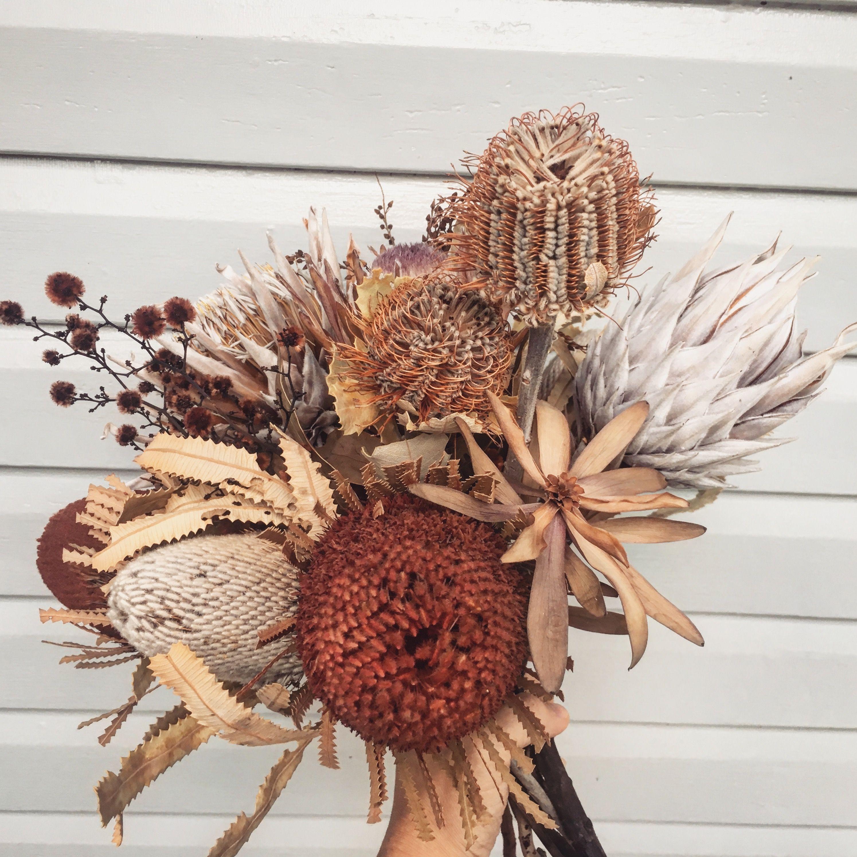 Dried bouquet wedding flowers in 2020 dried bouquet