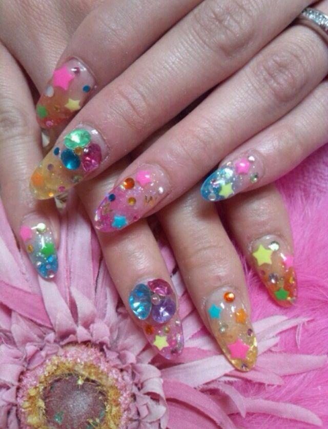 Nails | Kawaii nails, Creative nails, Creative nail designs