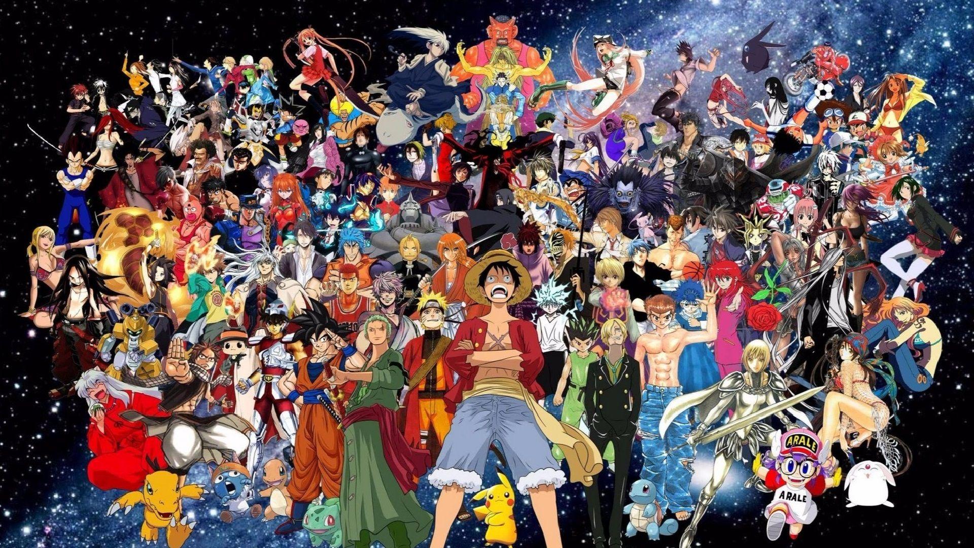 Desktop Wallpaper Anime Best Wallpaper Hd In 2020 Hd Anime Wallpapers All Anime Characters Anime Wallpaper
