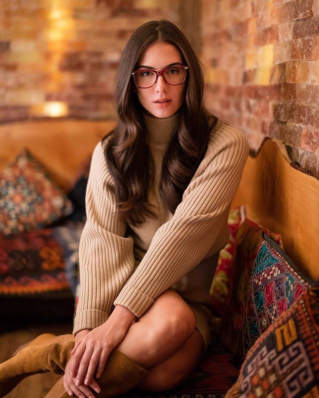 The #KamDhillon Moroccan Collection introduces a new elegance that will bring life to any look. Choose from eight styles that range from high butterflies to deep squares, and reintroduce stunning semi-rimless styles that breathe new life into cat eye and browline glasses shapes. Each frame is available in Atlas Black and three additional patterns, including Sahara, Saffron Flower, Marrakesh Red and Tangier.
