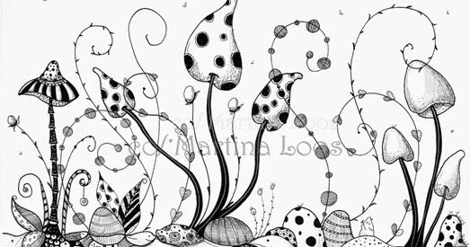 Blog von Martina Loos Atelier Aquarellzauber Farbenfrohe fröhliche märchenhafte Aquarell Illustrationen und mehr