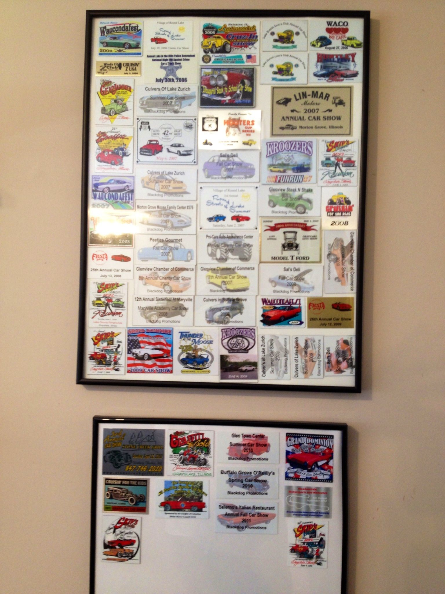 Car Show Dash Plaques Hobbies Cars Pinterest - Car show trophies dash plaques