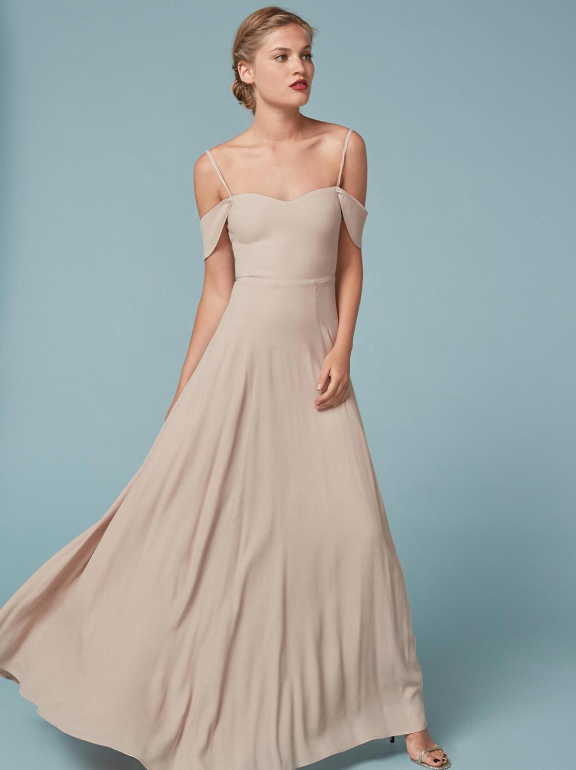 Winslow Dress   Poppy dress, Champagne and Reformation