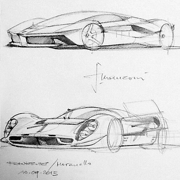 10 Minutes Pencil Doodles By Flavio Manzoni Flaviomanzoni